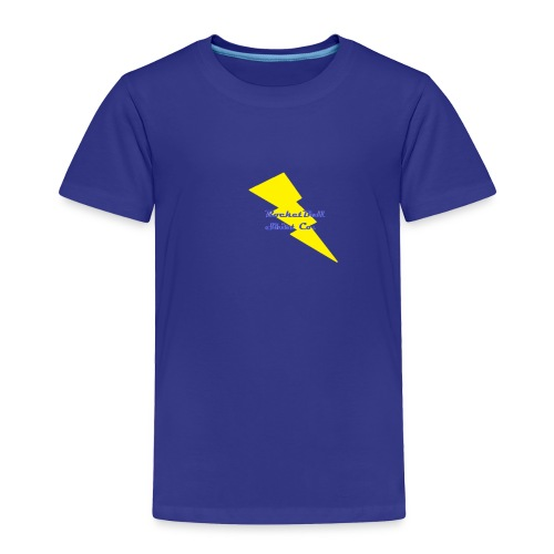 RocketBull Shirt Co. - Toddler Premium T-Shirt