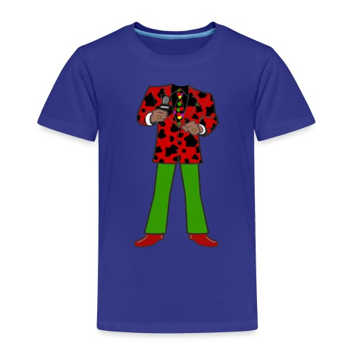 The Red Cow Suit - Toddler Premium T-Shirt