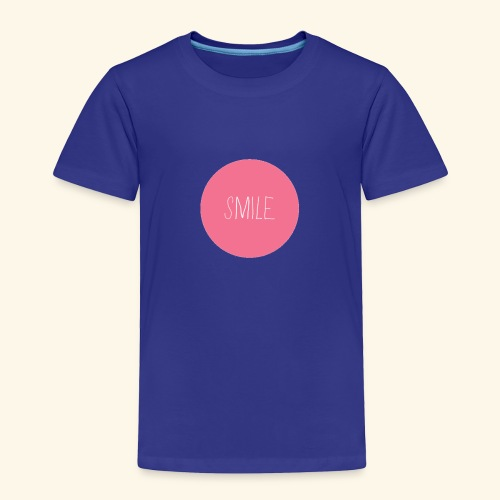 Smile - Toddler Premium T-Shirt