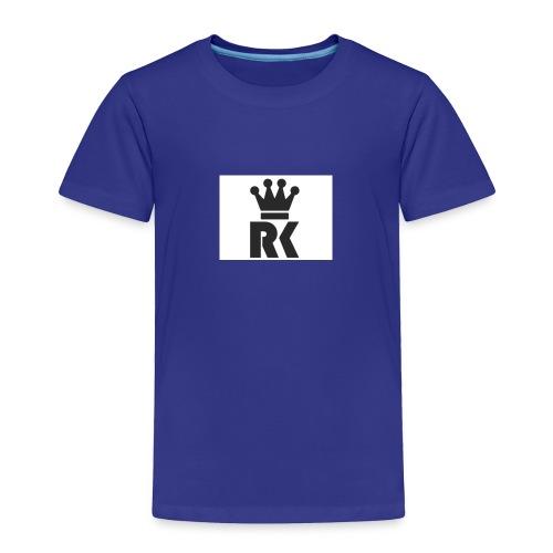 rk1_logo - Toddler Premium T-Shirt