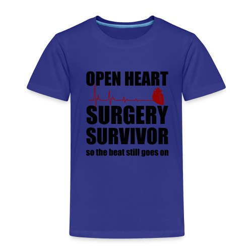 openheart surgery - Toddler Premium T-Shirt