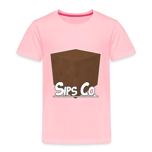 Sipsco Dirt - Toddler Premium T-Shirt