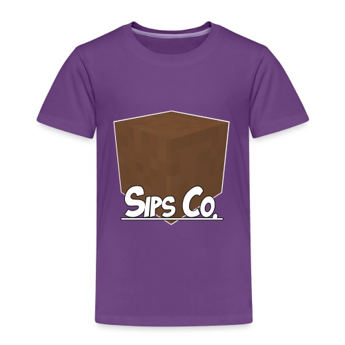 Sipsco Dirt - Toddler Premium T-Shirt