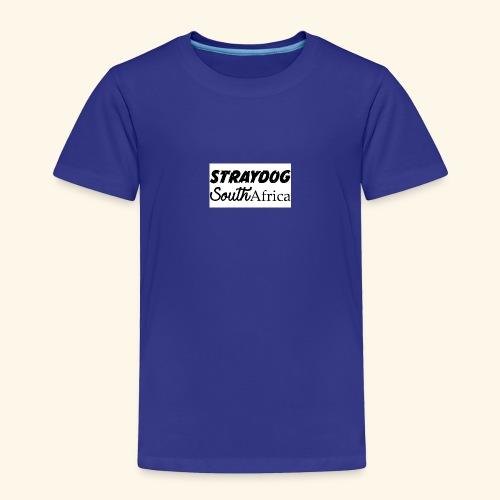 straydog clothing - Toddler Premium T-Shirt