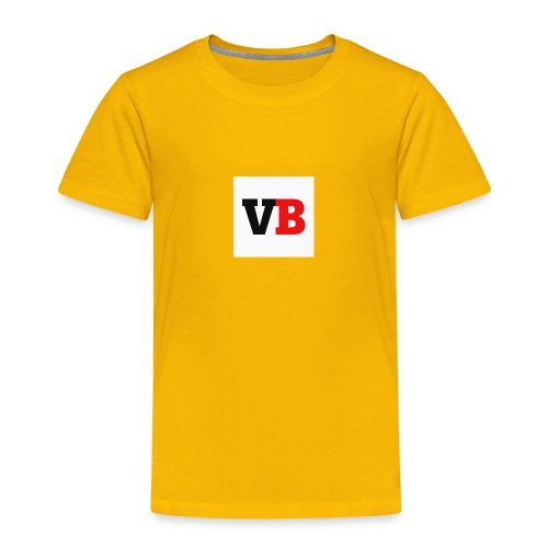 Vanzy boy - Toddler Premium T-Shirt