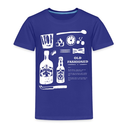 Old Fashioned - Toddler Premium T-Shirt