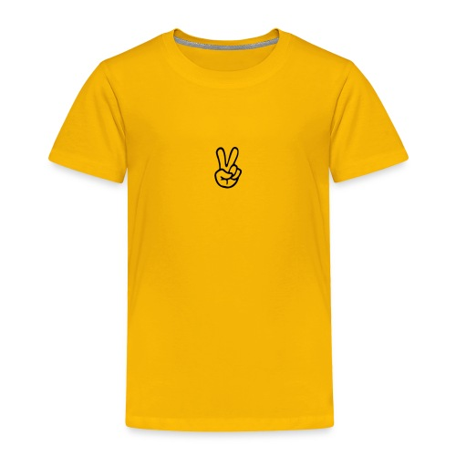 Peace J - Toddler Premium T-Shirt