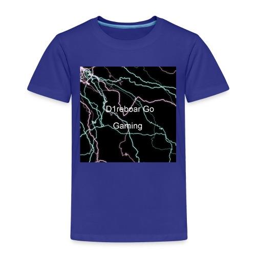 D1reboar Go YouTube Sticker - Toddler Premium T-Shirt