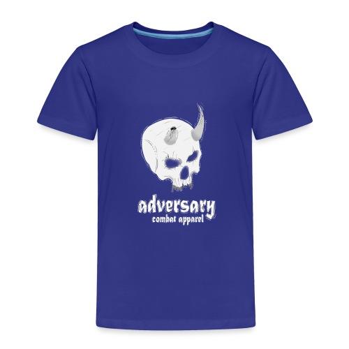 The demon skull - Toddler Premium T-Shirt