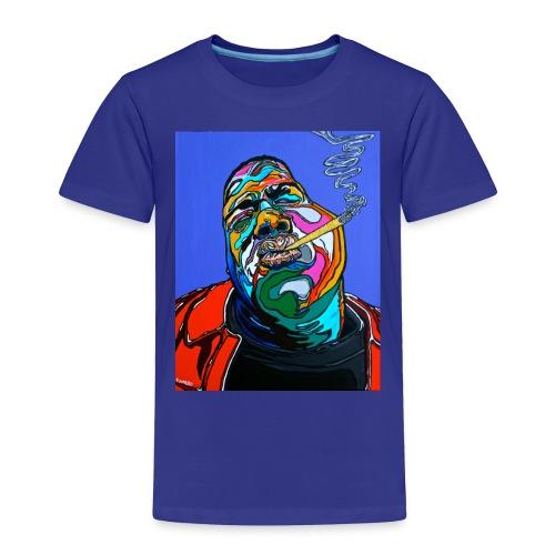 Notorious-B-I-G set 1 - Toddler Premium T-Shirt