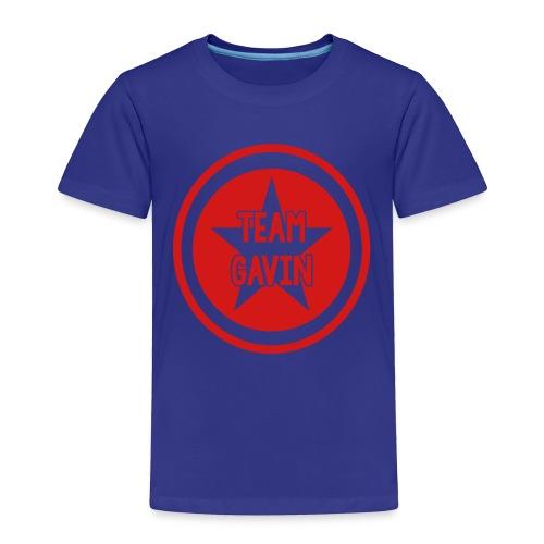 gavin - Toddler Premium T-Shirt