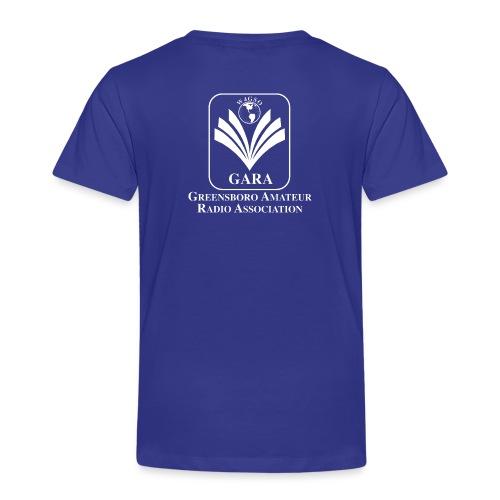 GARA Transparent png - Toddler Premium T-Shirt