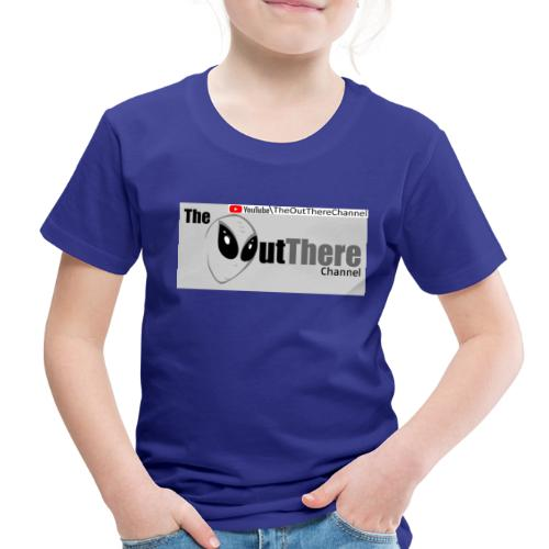 Tshirt OTchan Banner v3 with Crew Back Logo - Toddler Premium T-Shirt