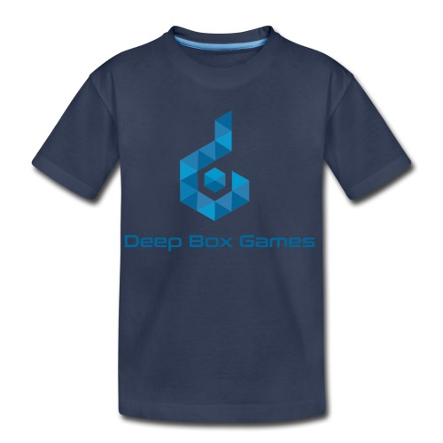 Deep Box Games - Toddler Premium T-Shirt