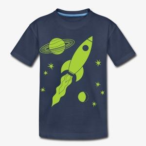 rocket green - Toddler Premium T-Shirt