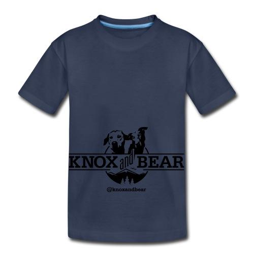 knox-and-bear - Toddler Premium T-Shirt