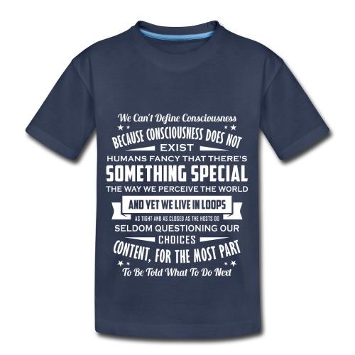 Westworld - Toddler Premium T-Shirt