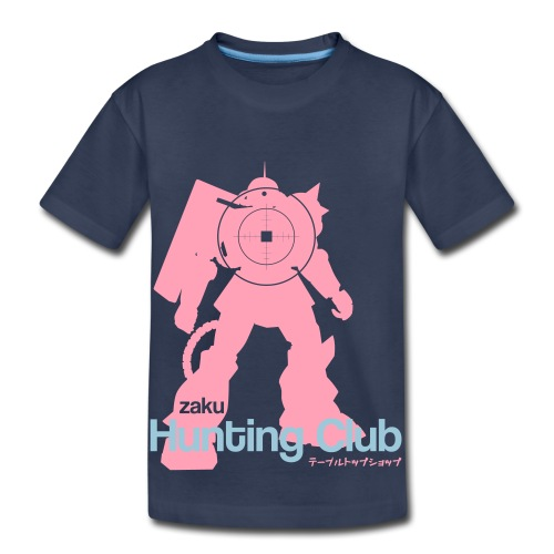 Zaku Hunting Club - Toddler Premium T-Shirt