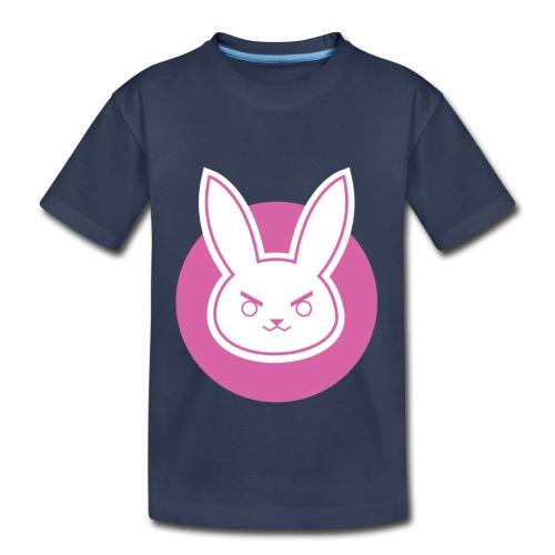 pink rabbit - Toddler Premium T-Shirt