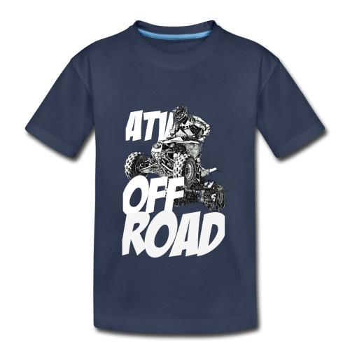 ATV OFF ROAD - Toddler Premium T-Shirt