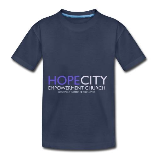 Hope City Empowerment Church - Toddler Premium T-Shirt