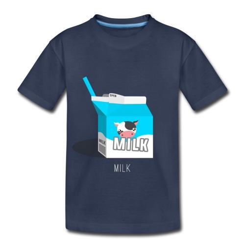 Milk - Toddler Premium T-Shirt