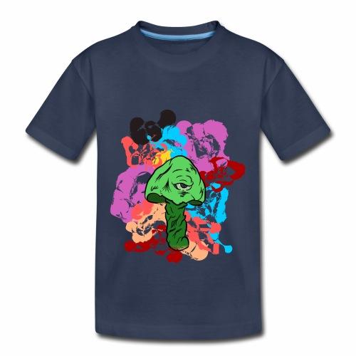 Shroom Trip - Toddler Premium T-Shirt