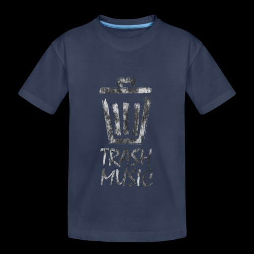 Grey Trash Logo - Toddler Premium T-Shirt