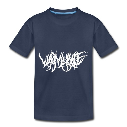 WXRMHXLE white - Toddler Premium T-Shirt