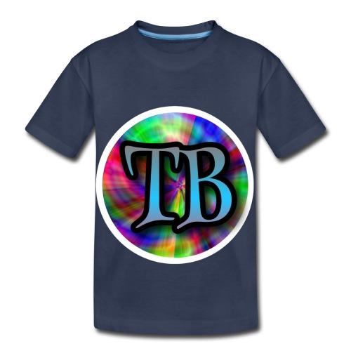 Tricky Bois Logo - Toddler Premium T-Shirt