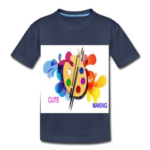 CUTE KIDS AND BABIES - Toddler Premium T-Shirt
