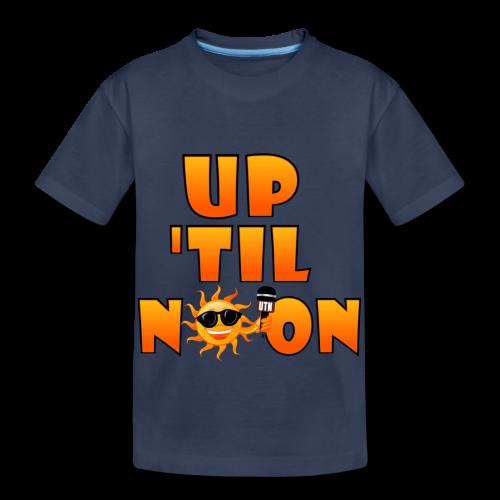 Up Til Noon Water Bottle - Toddler Premium T-Shirt