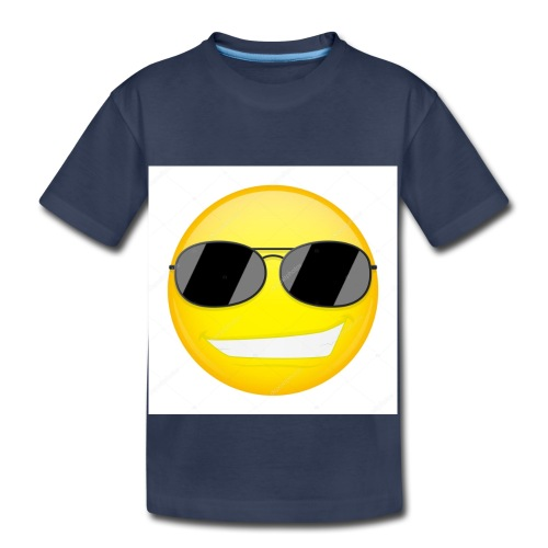 Bonnehomme Jaune - Toddler Premium T-Shirt