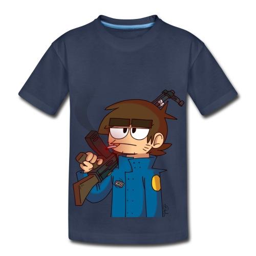 Hoodie - Toddler Premium T-Shirt