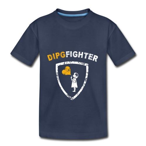 DIPG Fighter Classic - Toddler Premium T-Shirt