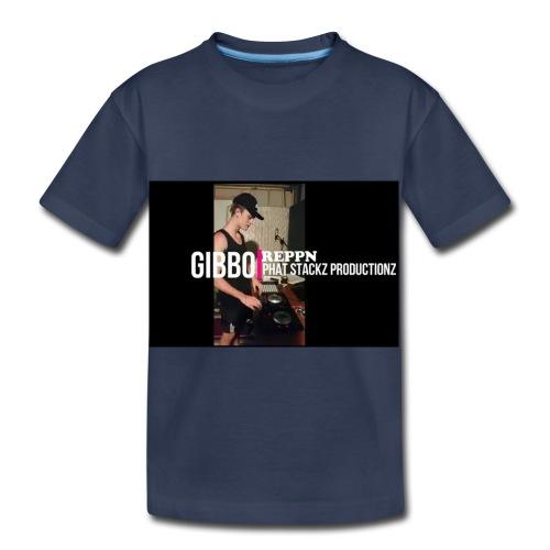 Gibbo - Toddler Premium T-Shirt