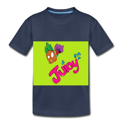 Juicy lime green - Toddler Premium T-Shirt