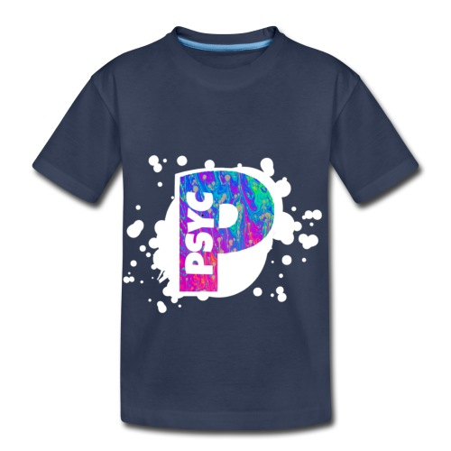 PSYC Channel Art Design - Toddler Premium T-Shirt