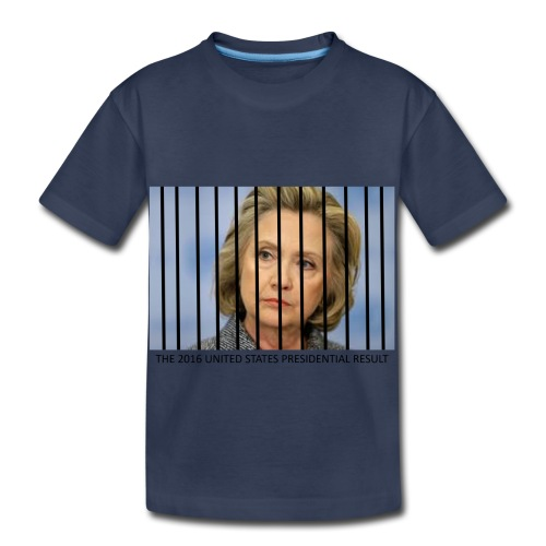 eLECTION_RESULTS - Toddler Premium T-Shirt