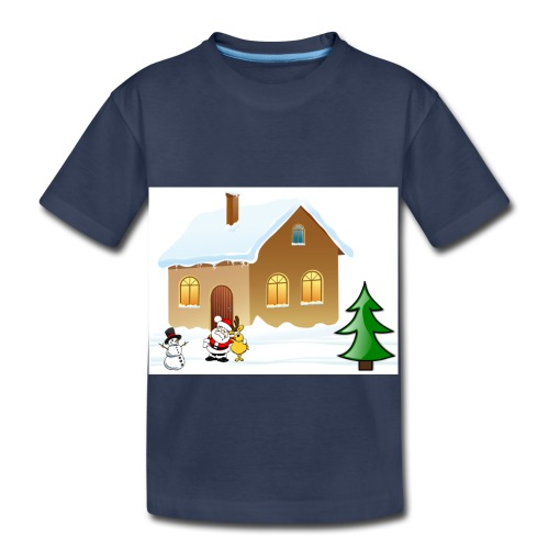Marry_Christmas - Toddler Premium T-Shirt