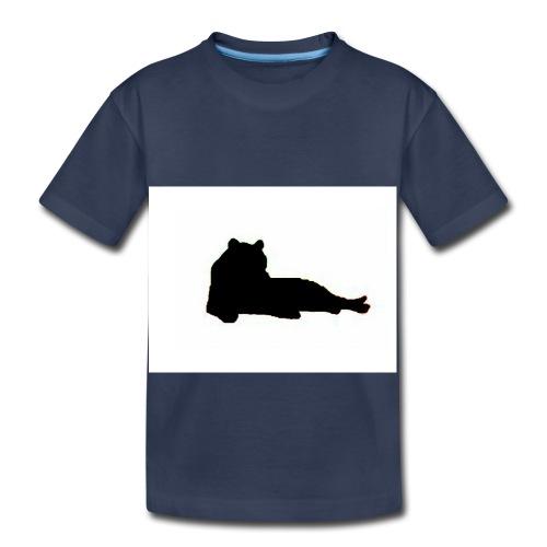 tiggers_noir - Toddler Premium T-Shirt