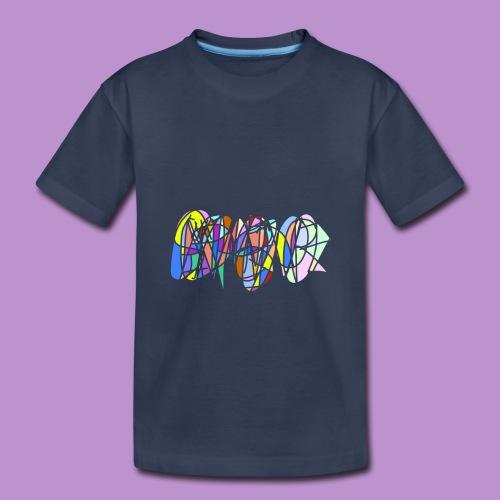 Scribble - Toddler Premium T-Shirt