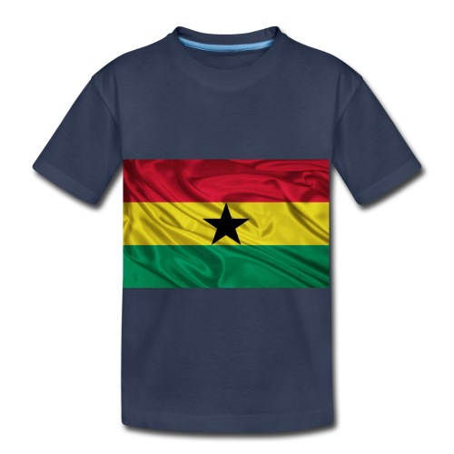 Ghana-Flag - Toddler Premium T-Shirt