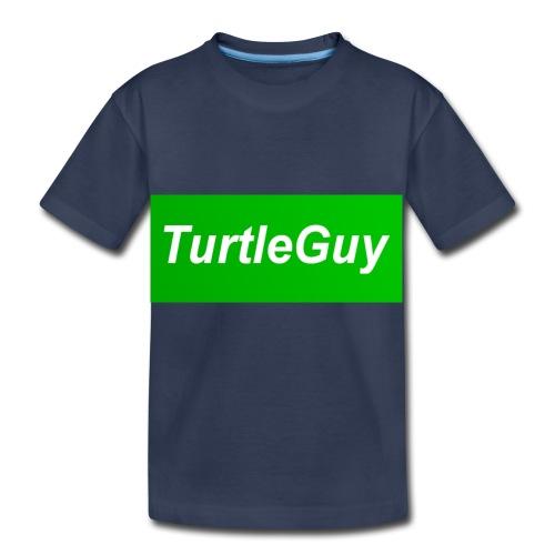 TurtleGuyYT Fan LOGO - Toddler Premium T-Shirt