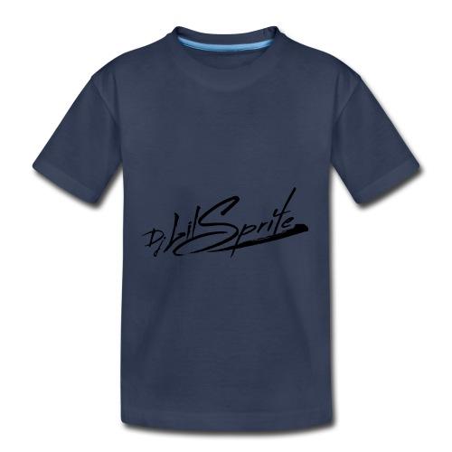 DJ Lil Sprite - Toddler Premium T-Shirt