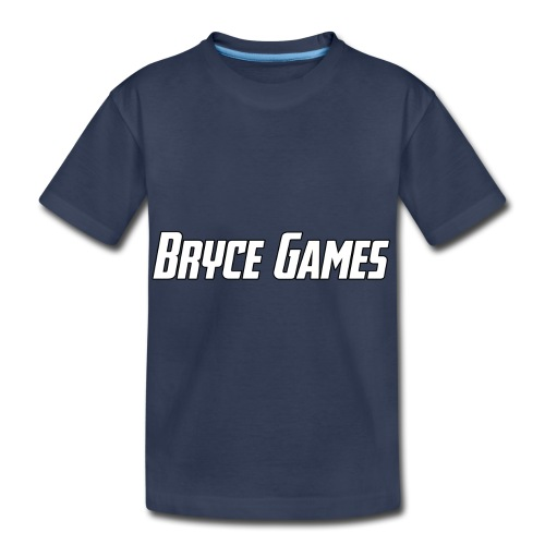 Bryce Games - Toddler Premium T-Shirt
