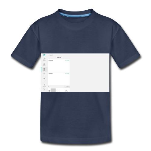 HTMLCSS - Toddler Premium T-Shirt