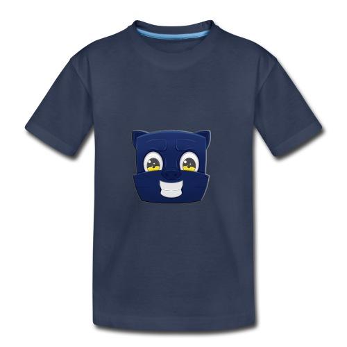 Dynamic panther - Toddler Premium T-Shirt