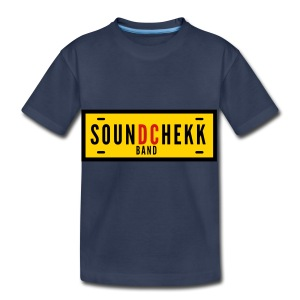 SoundChekk_BandVector - Toddler Premium T-Shirt