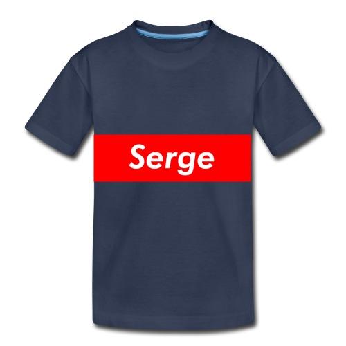 Serge (Supreme) - Toddler Premium T-Shirt